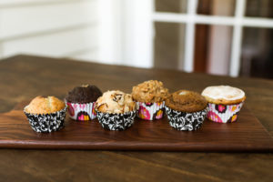 Several-Muffin-Varieties-lined-up-on-a-board