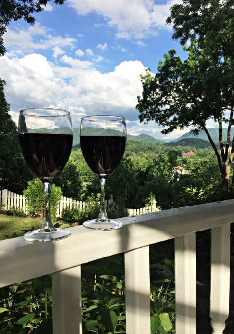 Asheville Wine tour