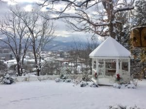 bed and breakfast waynesville nc